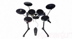 ION Drum Rocker - The Premium Rock Band 2 Drum Kit