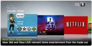 Xbox 360 Fall Dashboard Update